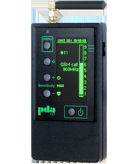 CPD197EU Mobile Phone Detector